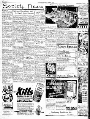The Courier News from Blytheville, Arkansas on June 18, 1936 · Page 4
