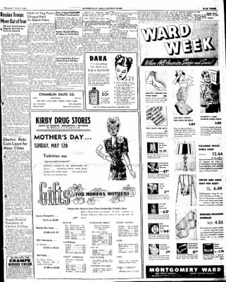 The Courier News from Blytheville, Arkansas on May 7, 1946 · Page 3