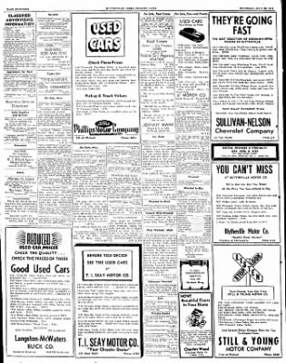 The Courier News from Blytheville, Arkansas on July 28, 1949 · Page 14