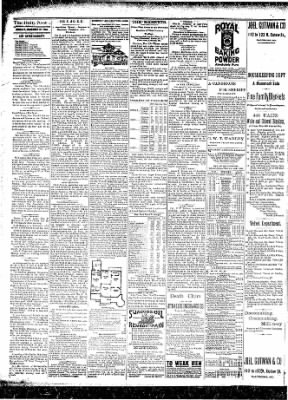 The News from Frederick, Maryland on November 19, 1889 · Page 4