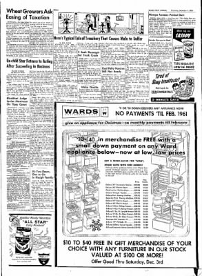 Idaho State Journal from Pocatello, Idaho on December 1, 1960 · Page 19