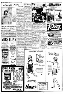 The Courier News from Blytheville, Arkansas on June 7, 1966 · Page 4