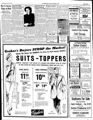 The Courier News from Blytheville, Arkansas on May 12, 1949 · Page 5