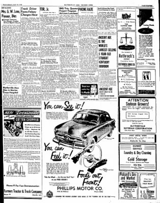 The Courier News from Blytheville, Arkansas on May 18, 1949 · Page 11
