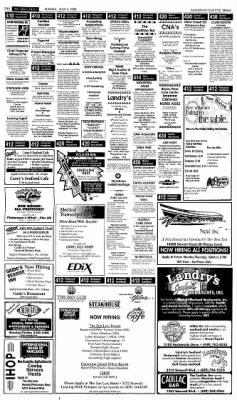 The Galveston Daily News from Galveston, Texas on July 4, 1999 · Page 45