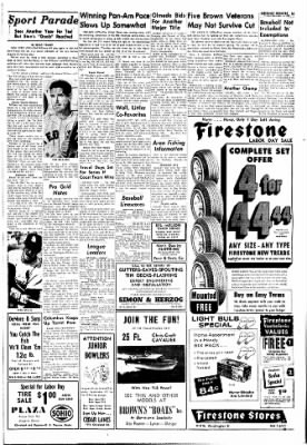 The Sandusky Register from Sandusky, Ohio on September 4, 1959 · Page 16