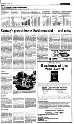 The Galveston Daily News from Galveston, Texas on July 5, 1999 · Page 9