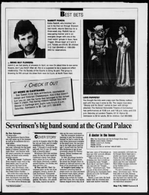 The Springfield News-Leader from Springfield, Missouri on May 7, 1993 · Page 47