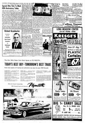The Daily Mail from Hagerstown, Maryland on April 23, 1958 · Page 14