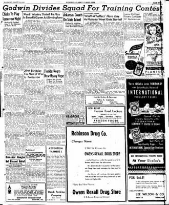 The Courier News from Blytheville, Arkansas on March 28, 1946 · Page 5