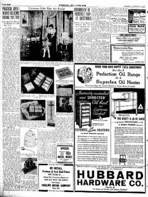 The Courier News from Blytheville, Arkansas on December 2, 1937 · Page 8