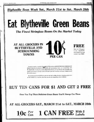 The Courier News from Blytheville, Arkansas on March 20, 1931 · Page 5