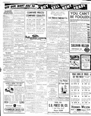 The Courier News from Blytheville, Arkansas on May 9, 1952 · Page 12