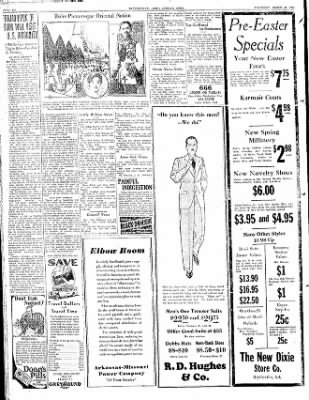 The Courier News from Blytheville, Arkansas on March 26, 1931 · Page 5