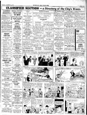 The Courier News from Blytheville, Arkansas on November 5, 1934 · Page 7