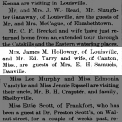The Curier-Journal (Louisville, KY) 19 Aug, 1885