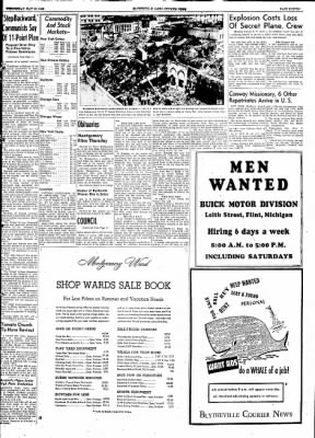 The Courier News from Blytheville, Arkansas on May 13, 1953 · Page 11