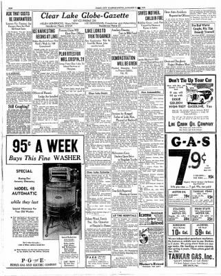 The Mason City Globe-Gazette from Mason City, Iowa on January 9, 1936 · Page 10