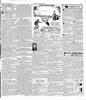 The Mason City Globe-Gazette from Mason City, Iowa on December 5, 1933 · Page 13
