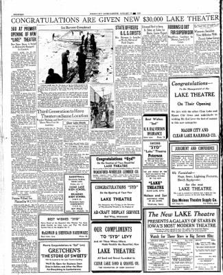 The Mason City Globe-Gazette from Mason City, Iowa on January 16, 1936 · Page 14