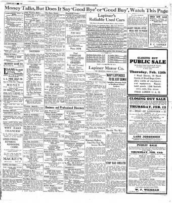 The Mason City Globe-Gazette from Mason City, Iowa on February 9, 1931 · Page 17