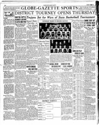 The Mason City Globe-Gazette from Mason City, Iowa on March 7, 1934 · Page 10
