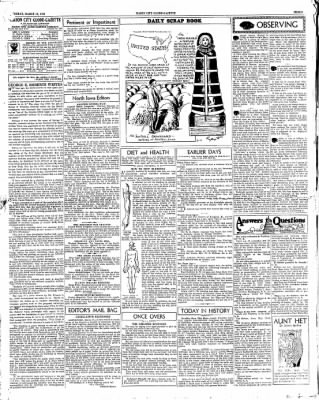 The Mason City Globe-Gazette from Mason City, Iowa on March 13, 1934 · Page 3