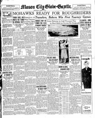 The Mason City Globe-Gazette from Mason City, Iowa on March 14, 1934 · Page 9