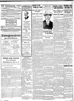 The Gettysburg Times from Gettysburg, Pennsylvania on November 14, 1913 · Page 4