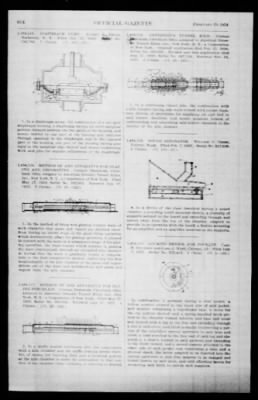 Official Gazette of the United States Patent Office from Washington, District of Columbia on February 19, 1924 · Page 134