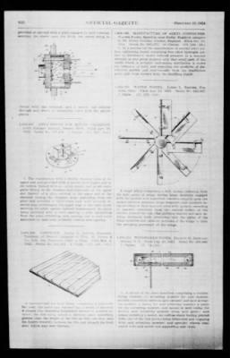 Official Gazette of the United States Patent Office from Washington, District of Columbia on February 19, 1924 · Page 160