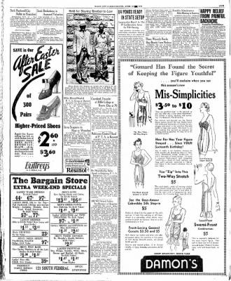 The Mason City Globe-Gazette from Mason City, Iowa on April 23, 1936 · Page 5