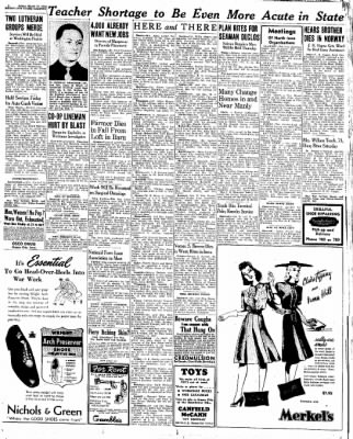 The Mason City Globe-Gazette from Mason City, Iowa on March 10, 1944 · Page 8