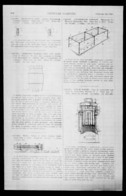 Official Gazette of the United States Patent Office from Washington, District of Columbia on February 26, 1924 · Page 127