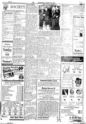 Progress-Review from La Porte City, Iowa on February 18, 1943 · Page 5