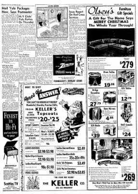 Logansport Pharos-Tribune from Logansport, Indiana on December 18, 1957 · Page 29