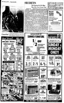 Sunday Gazette-Mail from Charleston, West Virginia on July 16, 1972 · Page 15
