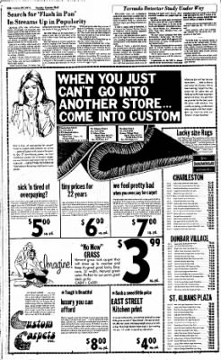 Sunday Gazette-Mail from Charleston, West Virginia on June 29, 1975 · Page 84