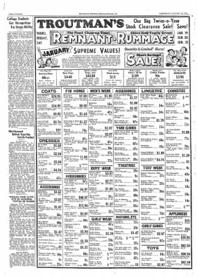 The Daily Courier from Connellsville, Pennsylvania on January 18, 1939 · Page 12