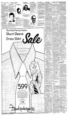 Sunday Gazette-Mail from Charleston, West Virginia on June 20, 1976 · Page 52
