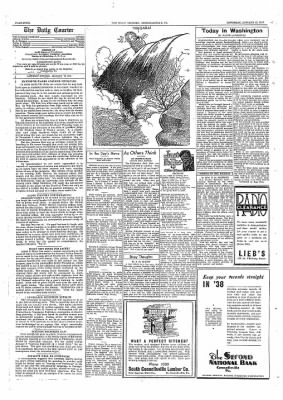 The Daily Courier from Connellsville, Pennsylvania on January 15, 1938 · Page 4