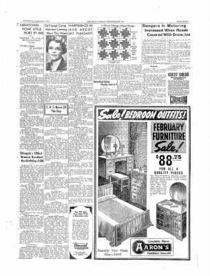The Daily Courier from Connellsville, Pennsylvania on February 1, 1939 · Page 3