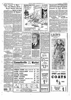 The Daily Courier from Connellsville, Pennsylvania on January 21, 1938 · Page 9