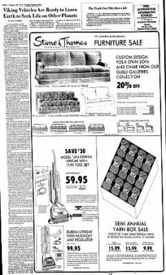 Sunday Gazette-Mail from Charleston, West Virginia on August 10, 1975 · Page 14