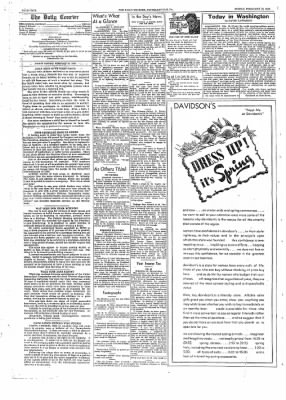 The Daily Courier from Connellsville, Pennsylvania on February 18, 1938 · Page 4