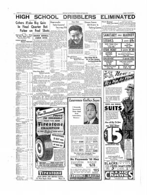 The Daily Courier from Connellsville, Pennsylvania on March 10, 1939 · Page 13
