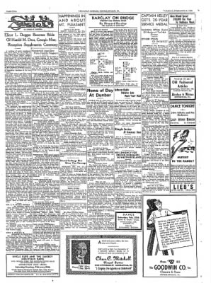 The Daily Courier from Connellsville, Pennsylvania on February 26, 1938 · Page 2