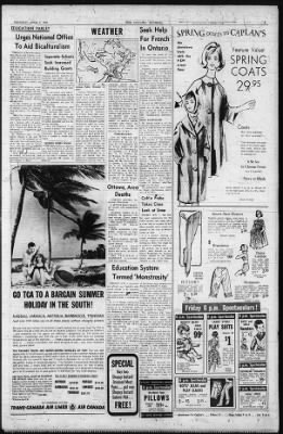 The Ottawa Journal from Ottawa,  on April 2, 1964 · Page 5