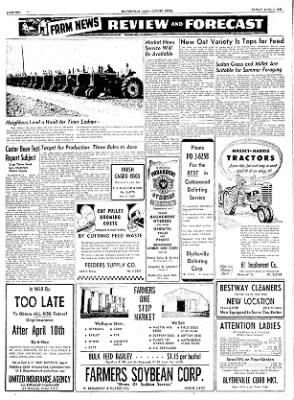 The Courier News from Blytheville, Arkansas on April 1, 1955 · Page 2