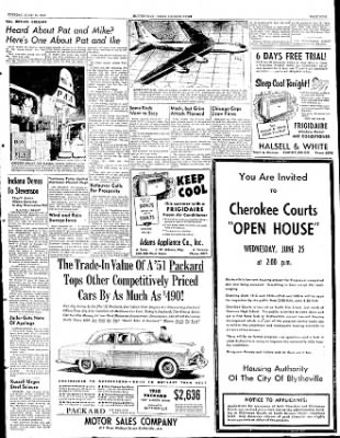 The Courier News from Blytheville, Arkansas on June 24, 1952 · Page 3